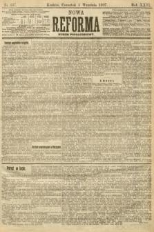 Nowa Reforma (numer popołudniowy). 1907, nr407