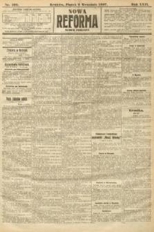 Nowa Reforma (numer poranny). 1907, nr408