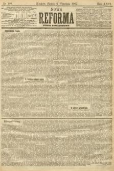 Nowa Reforma (numer popołudniowy). 1907, nr409