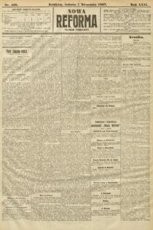 Nowa Reforma (numer poranny). 1907, nr410