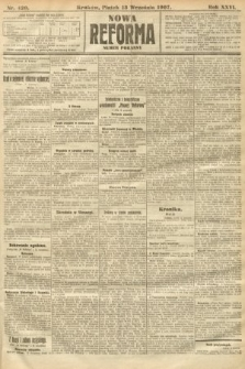 Nowa Reforma (numer poranny). 1907, nr420