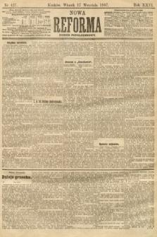 Nowa Reforma (numer popołudniowy). 1907, nr427