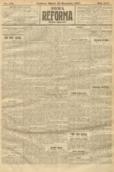 Nowa Reforma (numer poranny). 1907, nr432