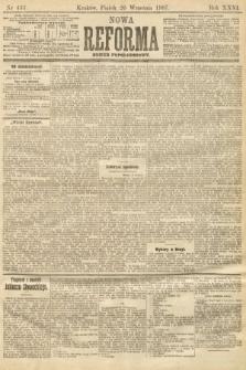Nowa Reforma (numer popołudniowy). 1907, nr433