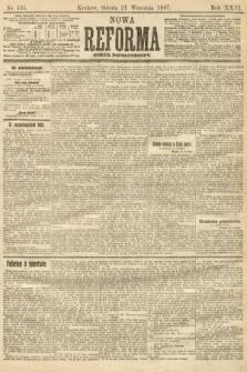 Nowa Reforma (numer popołudniowy). 1907, nr435