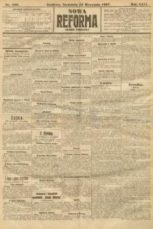 Nowa Reforma (numer poranny). 1907, nr436