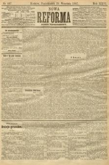 Nowa Reforma (numer popołudniowy). 1907, nr437