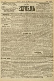 Nowa Reforma (numer popołudniowy). 1907, nr441