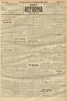 Nowa Reforma (numer poranny). 1907, nr450