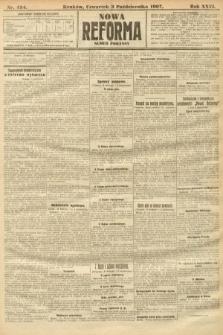 Nowa Reforma (numer poranny). 1907, nr454