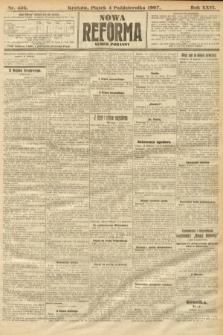 Nowa Reforma (numer poranny). 1907, nr456