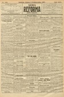 Nowa Reforma (numer poranny). 1907, nr458