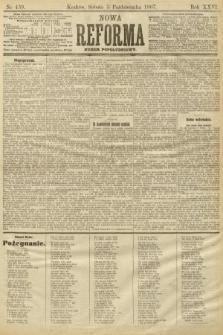 Nowa Reforma (numer popołudniowy). 1907, nr459