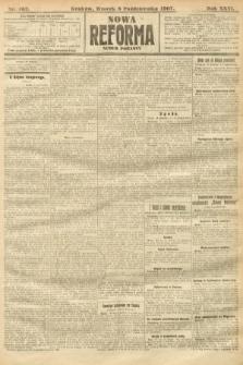 Nowa Reforma (numer poranny). 1907, nr462