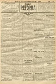 Nowa Reforma (numer poranny). 1907, nr466