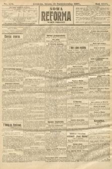 Nowa Reforma (numer poranny). 1907, nr476