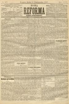 Nowa Reforma (numer popołudniowy). 1907, nr477