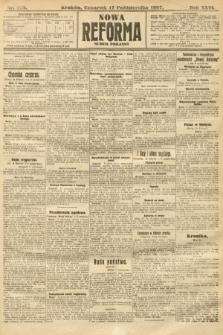 Nowa Reforma (numer poranny). 1907, nr478