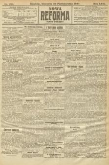 Nowa Reforma (numer poranny). 1907, nr484