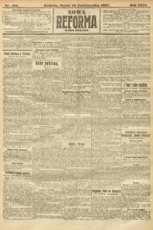 Nowa Reforma (numer poranny). 1907, nr492