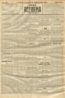 Nowa Reforma (numer poranny). 1907, nr502