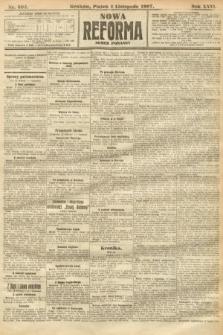 Nowa Reforma (numer poranny). 1907, nr504