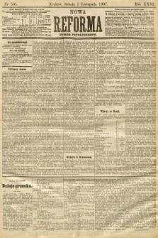 Nowa Reforma (numer popołudniowy). 1907, nr505