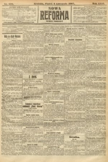 Nowa Reforma (numer poranny). 1907, nr506