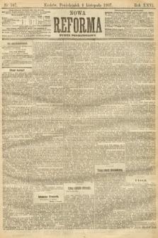 Nowa Reforma (numer popołudniowy). 1907, nr507