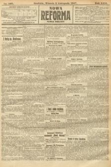 Nowa Reforma (numer poranny). 1907, nr508