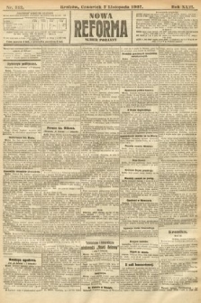 Nowa Reforma (numer poranny). 1907, nr512