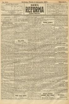 Nowa Reforma (numer poranny). 1907, nr514