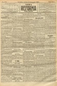 Nowa Reforma (numer poranny). 1907, nr516