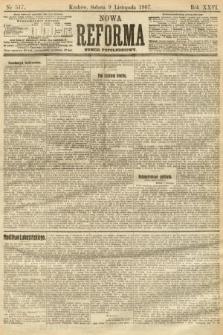 Nowa Reforma (numer popołudniowy). 1907, nr517