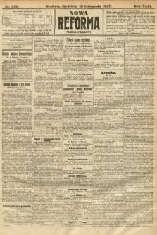Nowa Reforma (numer poranny). 1907, nr518