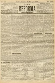 Nowa Reforma (numer popołudniowy). 1907, nr525