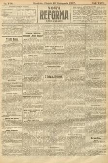 Nowa Reforma (numer poranny). 1907, nr526