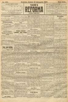 Nowa Reforma (numer poranny). 1907, nr528