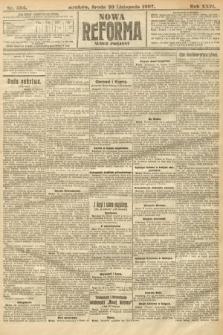 Nowa Reforma (numer poranny). 1907, nr534