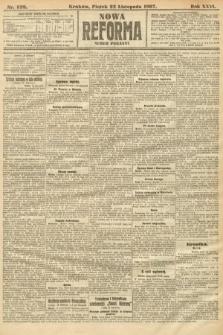 Nowa Reforma (numer poranny). 1907, nr538