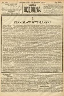 Nowa Reforma (numer poranny). 1907, nr550