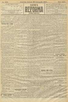 Nowa Reforma (numer poranny). 1907, nr552
