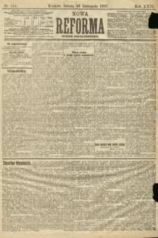 Nowa Reforma (numer popołudniowy). 1907, nr553