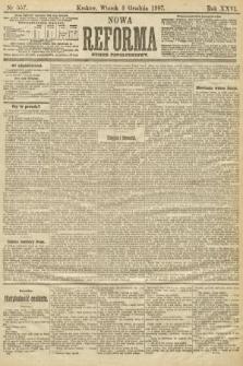 Nowa Reforma (numer popołudniowy). 1907, nr557