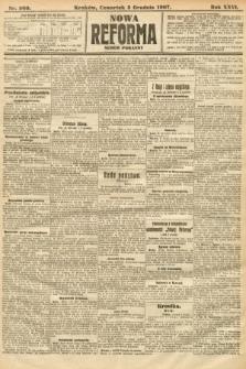Nowa Reforma (numer poranny). 1907, nr560