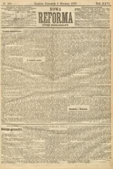 Nowa Reforma (numer popołudniowy). 1907, nr561