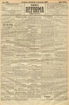 Nowa Reforma (numer poranny). 1907, nr566