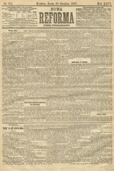 Nowa Reforma (numer popołudniowy). 1907, nr583