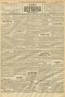 Nowa Reforma (numer poranny). 1907, nr584