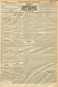 Nowa Reforma (numer poranny). 1907, nr592